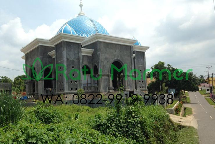 Bangun Masjid Lebih Mewah dengan Lantai Marmer 2